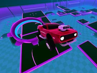 REKT!, le jeu mobile avec des cascades à fond la caisse
