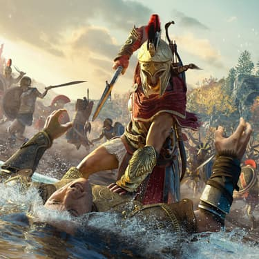 Assassin's Creed Odyssey disponible gratuitement !