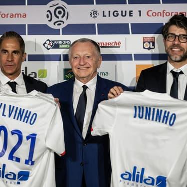 Qui pour remplacer Sylvinho comme entraîneur de l'Olympique Lyonnais ?
