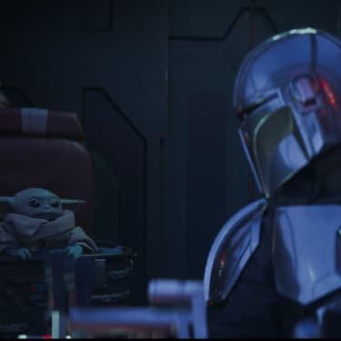 The Mandalorian a ravi les fans de Star Wars et fait craquer tout le monde grâce à Baby Yoda