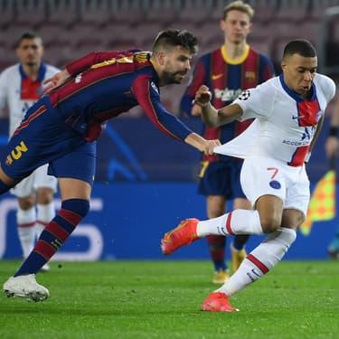 Ligue des Champions : le programme de la semaine, avec PSG-Barcelone