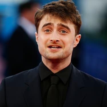 Daniel Radcliffe sur le tapis rouge du festival du film américain de Deauville en 2016.