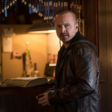 "Aaron Paul alias Jesse Pinkman dans ""El Camino : un film Breaking Bad""."