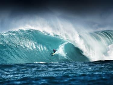 Voici les plus grosses vagues jamais surfées