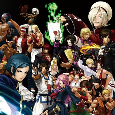 King of Fighters XIII : la crème de la crème des combattants