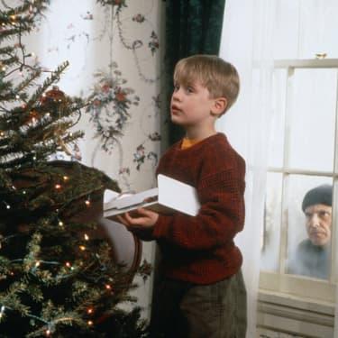 Macaulay Culkin dans le long-métrage Maman j'ai raté l'avion.