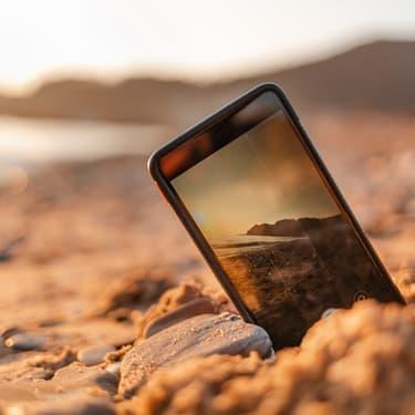 Comment protéger son smartphone du sable ?