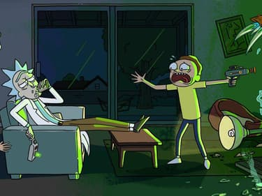Rick et Morty : la suite de la saison 4 arrive enfin !