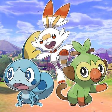 Pokémon Épée et Bouclier : quel starter choisir ?