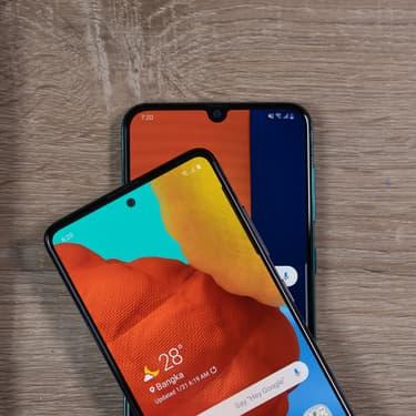 Galaxy A52 : le prochain milieu de gamme phare de Samsung se dévoile