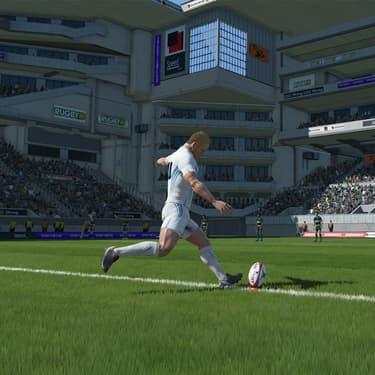 Rugby 18 : transformez l'essai sur SFR Jeux