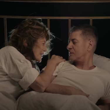 Oh ! Pardon tu dormais : Jane Birkin au lit avec Étienne Daho