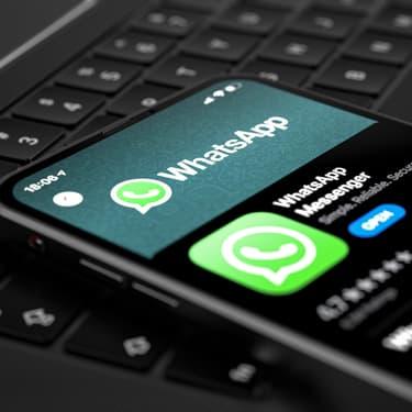 WhatsApp : testez le dark mode en avant-première