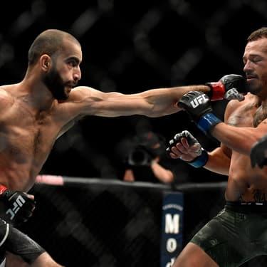 UFC Fight Night : Barboza VS. Chikadze cette nuit sur RMC Sport