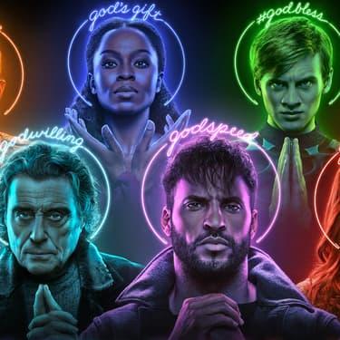 American Gods : la saison 3 arrive sur Amazon Prime Video