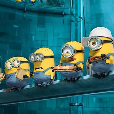 Les films d'animation Illumination sont en promo sur les box SFR