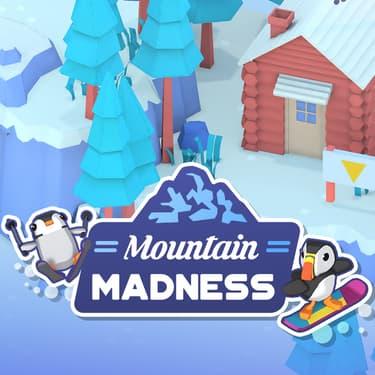 """Dévalez les pistes dans """"Mountain Madness"""" sur SFR Jeux illimité"""