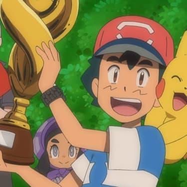 Après 22 ans, Sacha remporte enfin la Ligue Pokémon