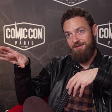 """Ross Marquand se cache sous les traits de Crâne rouge, dit Red Skull, dans """"Avengers : Infinity War"""" et """"Avengers : Endgame""""."""