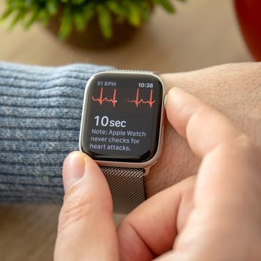 L'Apple Watch va vous empêcher de faire des cauchemars…