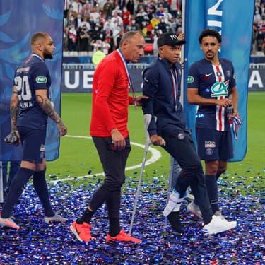 Ligue des Champions : Mbappé absent des quarts ?
