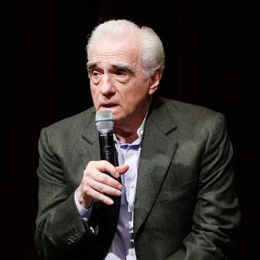 Martin Scorsese à l'avant-première de The Irishman au MoMA en octobre 2019.