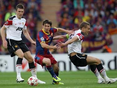 Ligue des Champions : la finale Barcelone - Manchester de 2011 sur RMC Sport