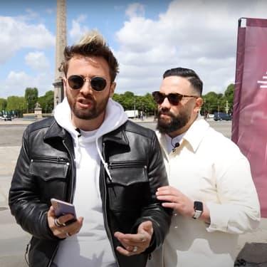 Défi 5G de SFR : le Youtubeur Nino Arial part en mission ultra rapide à Paris