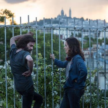 Romain Duris et Cathy Vernet, interprète et réalisatrice de Vernon Subutex.