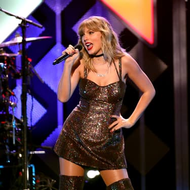 Taylor Swift, plus grosse vendeuse d'albums dans le monde