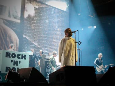 Liam Gallagher, british invasion au Zénith de Paris