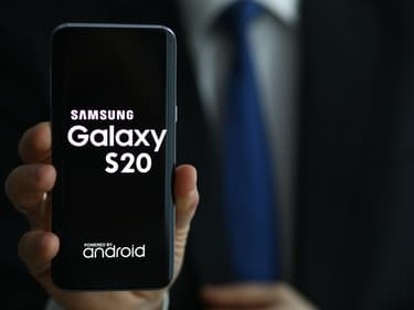 L'écran du Samsung Galaxy S20 Ultra bat (encore) des records