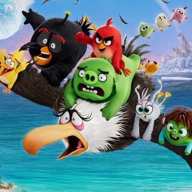 Angry Birds 2 : Copains Comme Cochons, une grande aventure disponible sur OCS