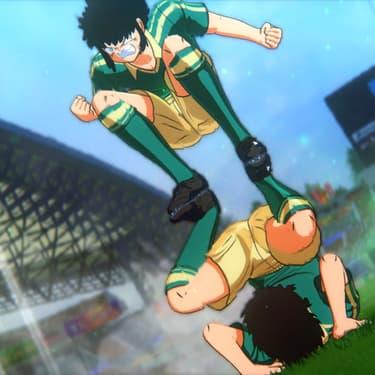Captain Tsubasa : rise of the new champions va permettre de revivre les meilleurs moments de la série animée