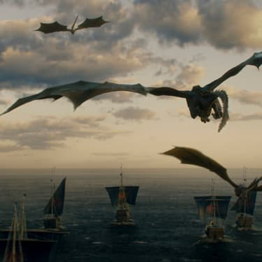 House of the Dragon : premières images du spin-off de Game of Thrones