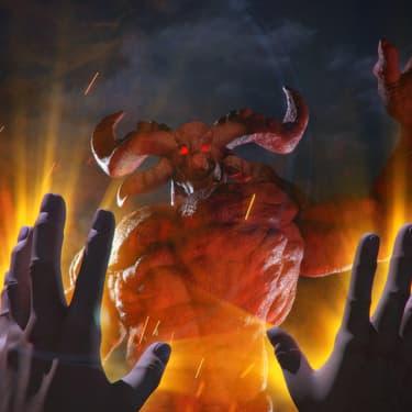 """Prêts à combattre le Diable dans """"I Am Jesus Christ"""" ?"""