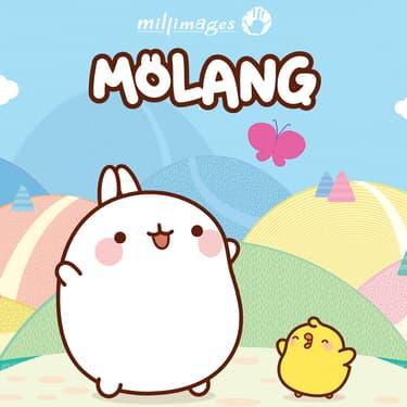 EN VIDÉO - Molang, star des dessins animés et des réseaux sociaux
