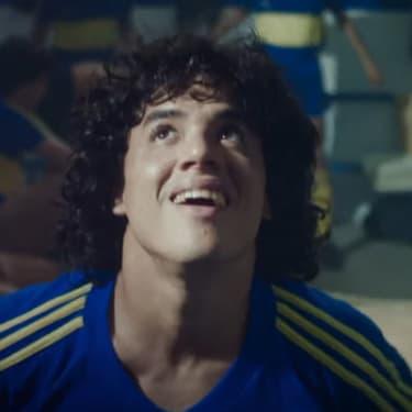 Maradona : Le Rêve Béni, la série arrive sur Amazon Prime Video