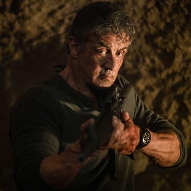 """Sylvester Stallone prend une dernière fois les armes dans """"Rambo : Last Blood""""."""