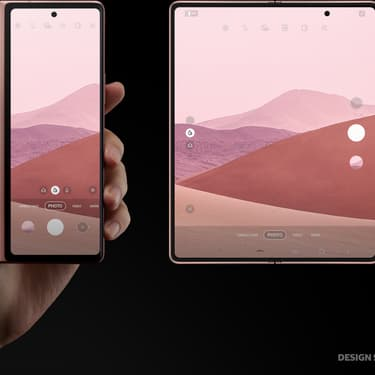 Samsung Galaxy Z Fold 3 : le premier smartphone sans bouton ?
