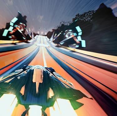 Redout, un jeu de course futuriste sur SFR Jeux.