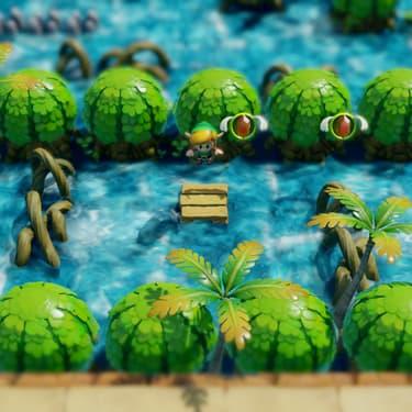 Rien à voir avec l'épopée de Breath of the Wild, mais ce Link's Awakening devrait ravir petits et grands !