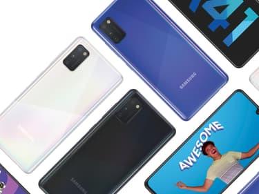 Samsung annonce le Galaxy A41, bientôt en France