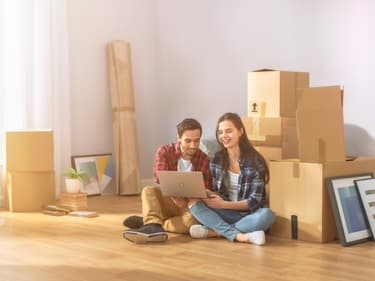 Quand faire les démarches Internet pour mon nouveau logement ?