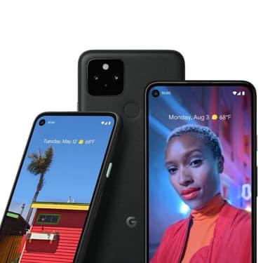 Google dévoile ses nouveaux smartphones, le Pixel 4a 5G et le Pixel 5