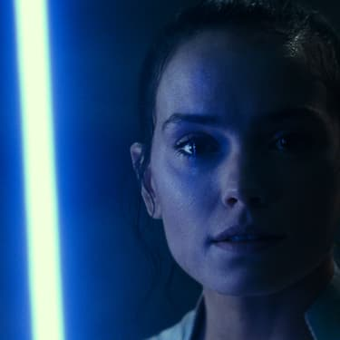 Rey, héroïne de la nouvelle trilogie Star Wars
