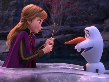 La Reine des Neiges : faites la course avec Elsa et Anna