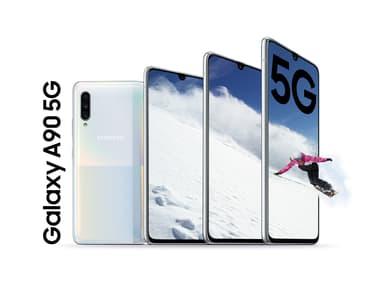 Samsung annonce l'arrivée de son petit dernier : le Galaxy A90 5G