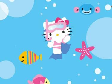 Hello Kitty Éducatif : pour préparer la rentrée des tous petits