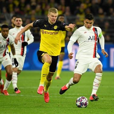 PSG - Dortmund se jouera à huis clos !